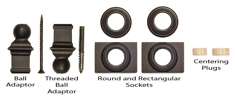 LI-PROKNE: IronPro™ Kneewall Kit Includes