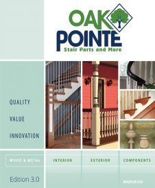 Oak Pointe Stair Parts