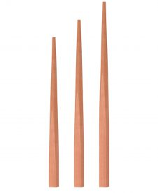 "OP-2200-175: 1 3/4"" Taper-Top Baluster"
