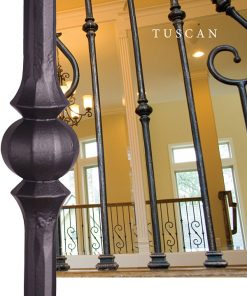 Tuscan Balusters and Newels