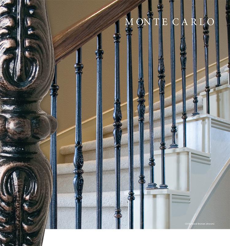 House of Forgings Monte Carlo Series Iron