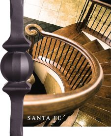 Santa Fe Iron Balusters