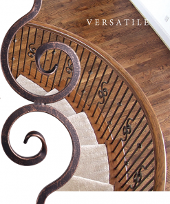 Versatile Balusters and Newels