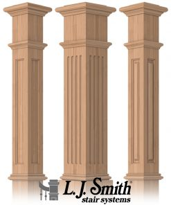 Box Newel Posts and Accessories