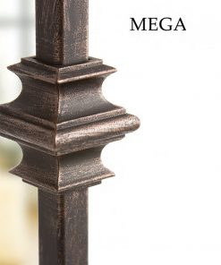 Mega Hollow Balusters and Newels