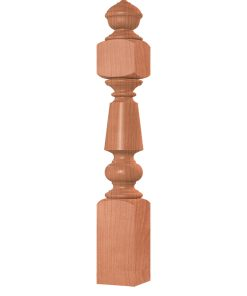 "OP-3750-800-VIC: 8"" Grand Estate Newel"