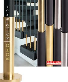 House of Forgings SoHo Balustrade