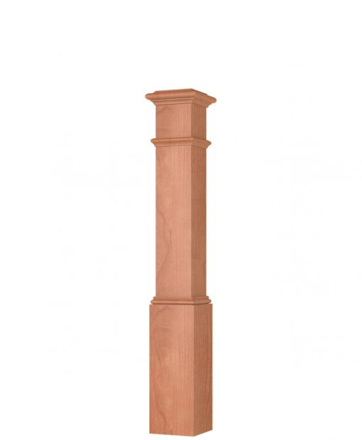 OP-4092: 7 1/2 Inch Box Newel Post