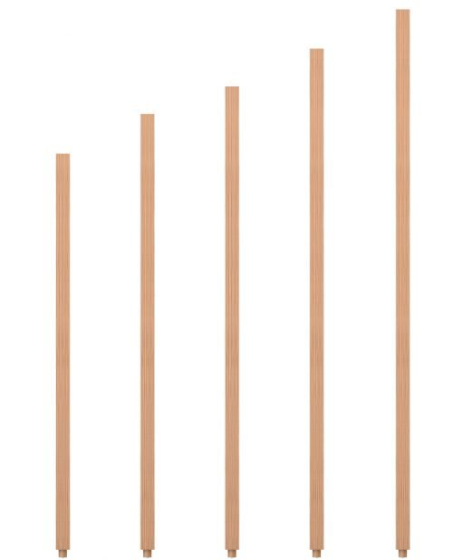 """S-5060: 1 1/4"""" Square Baluster"""