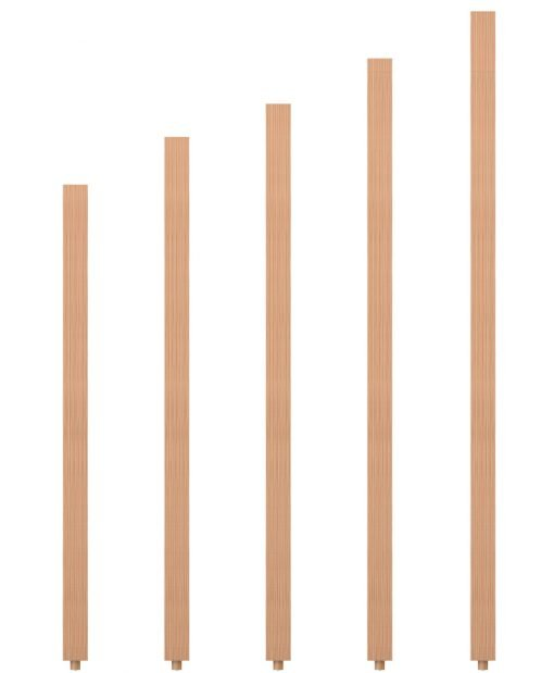"""S-5360: 1 3/4"""" Square Baluster"""